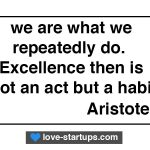 Aristote habits