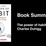 The power of habits book summary